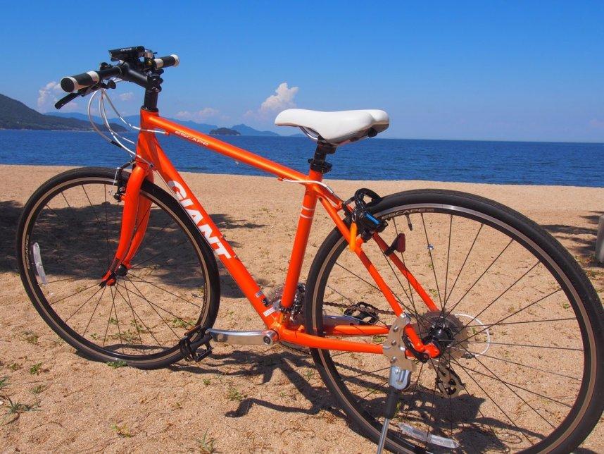 おしゃれなクロスバイクでツーリングしながら旅の思い出を増やそう
